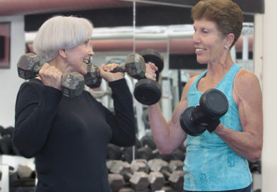 Gut issues? Modify weight lifting to preserve gut function