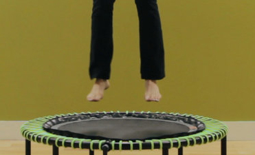 Rebounding: the most efficient, effective form of exercise for all ages