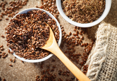 Daily dose of flax prevents cancer, study finds