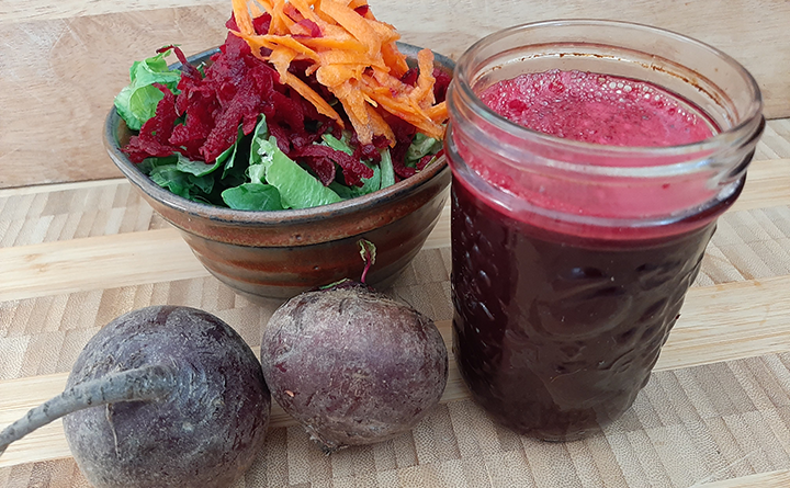 Beet cures, and easy dietary additions